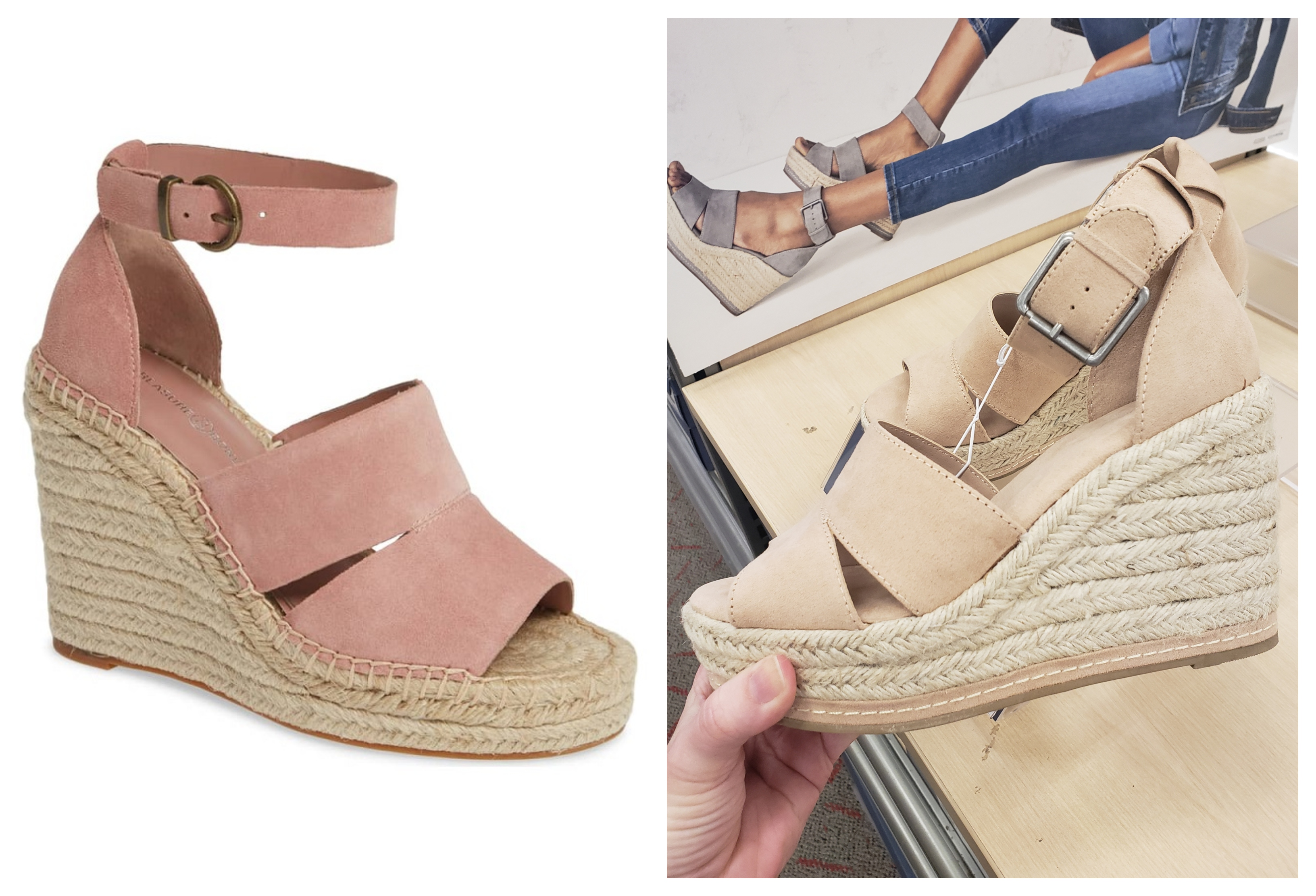 2f158f32d Target: New Wedge Sandals!!! – Wear It For Less