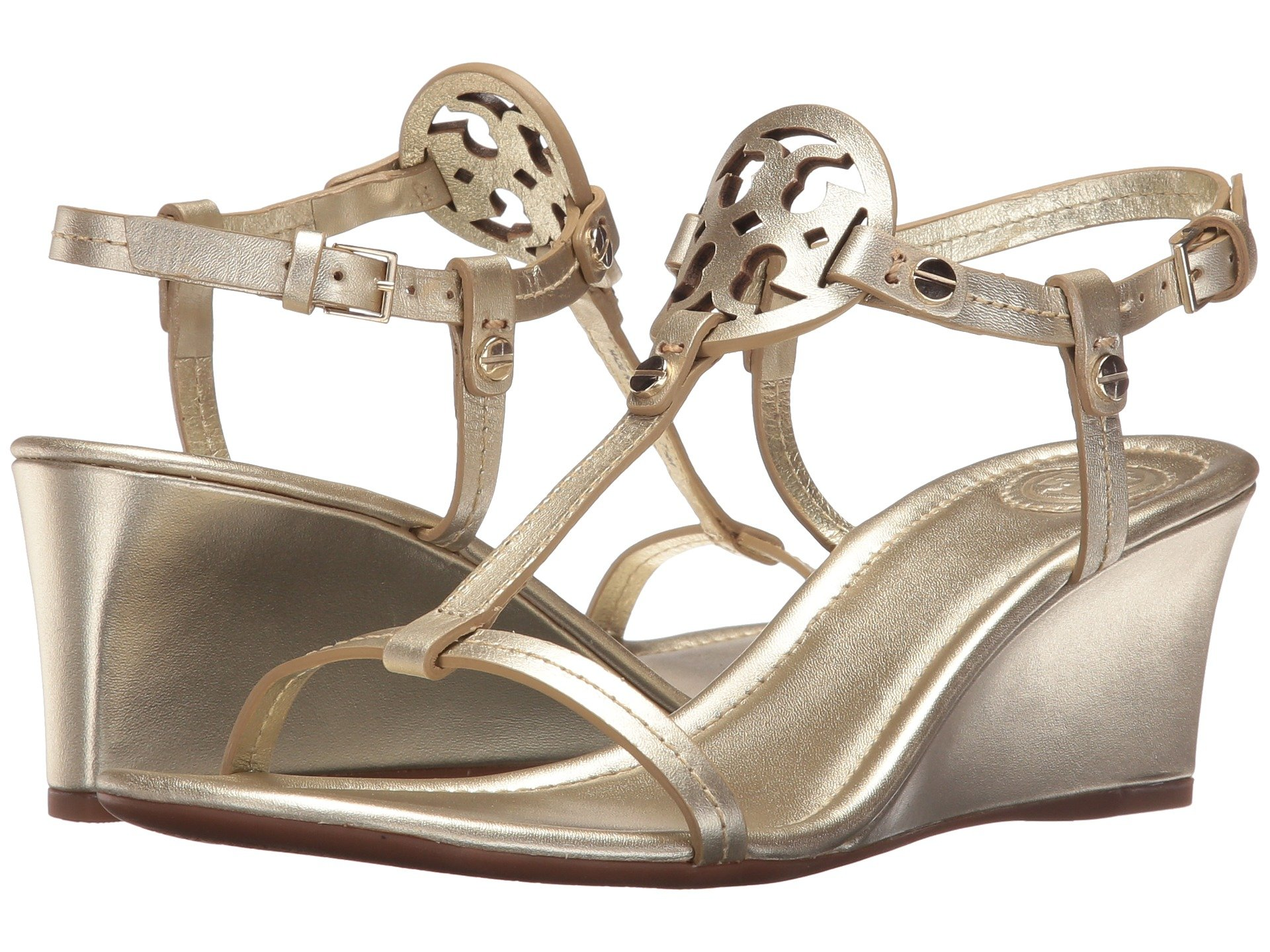 0efb2e08c8 Zappos: Tory Burch Wedge Sandals – 48% Off + Free Shipping! – Wear ...