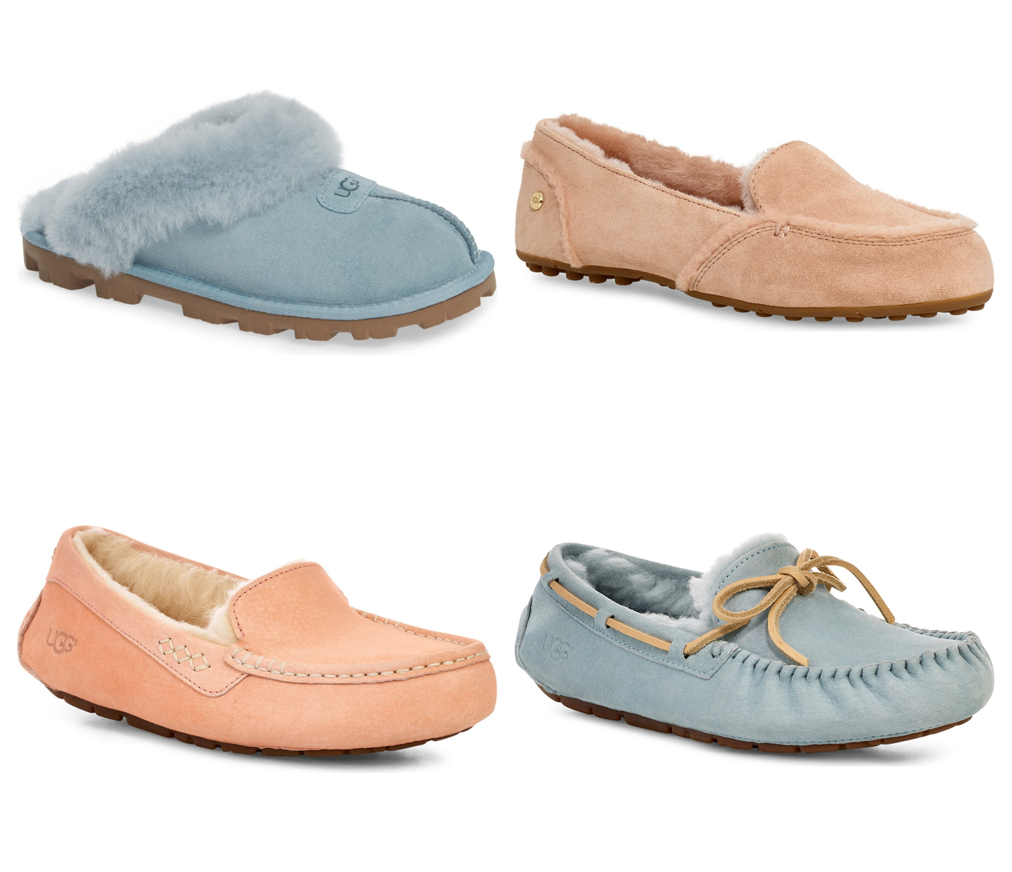 a88e02b63029 Nordstrom: 40% Off UGG Slippers + Free Shipping & Returns! – Wear It ...