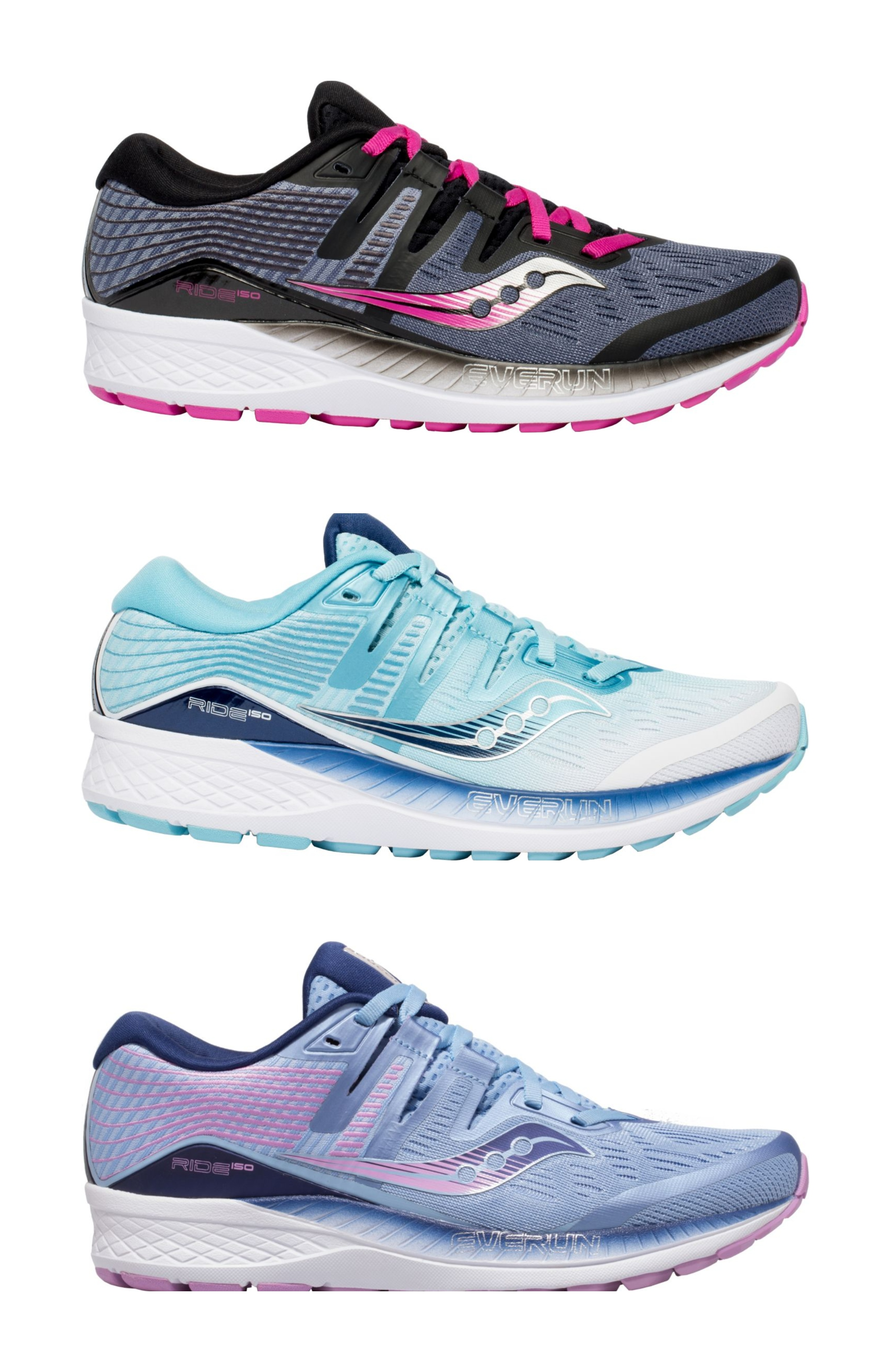 Dicks Sporting Goods Flash Sale  Womens Saucony Ride Iso Sneakers  Only -7476