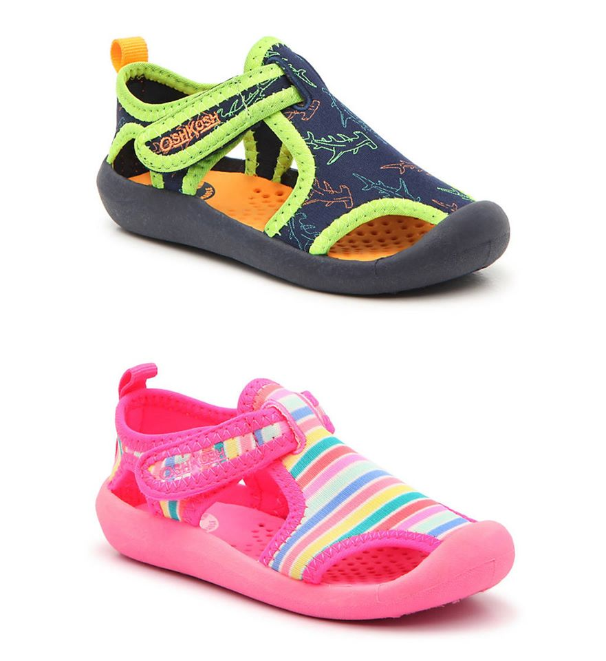 DSW: Kids' Water Shoes – only $10-$11