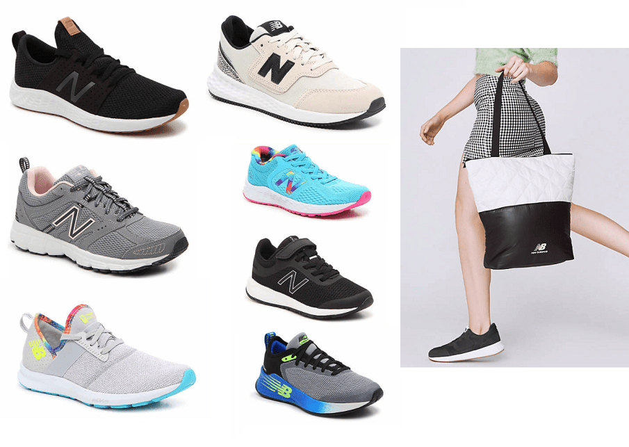 DSW: Buy a Pair of New Balance Sneakers