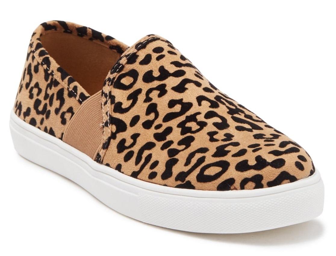 Nordstrom Rack: Leopard Slip-On