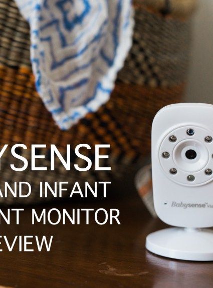 Babysense Monitor Review | Baby Essentials