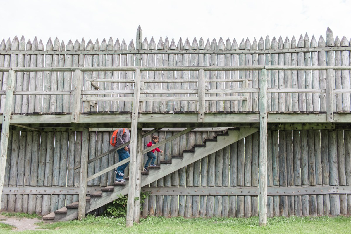 Colonial Michilimackinac | Family Travel