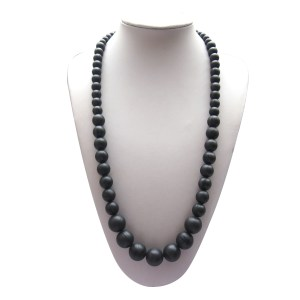 Pearl Necklace Charcoal
