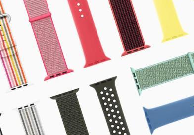 Tutto il colore e il calore della primavera nei nuovi cinturini Watch