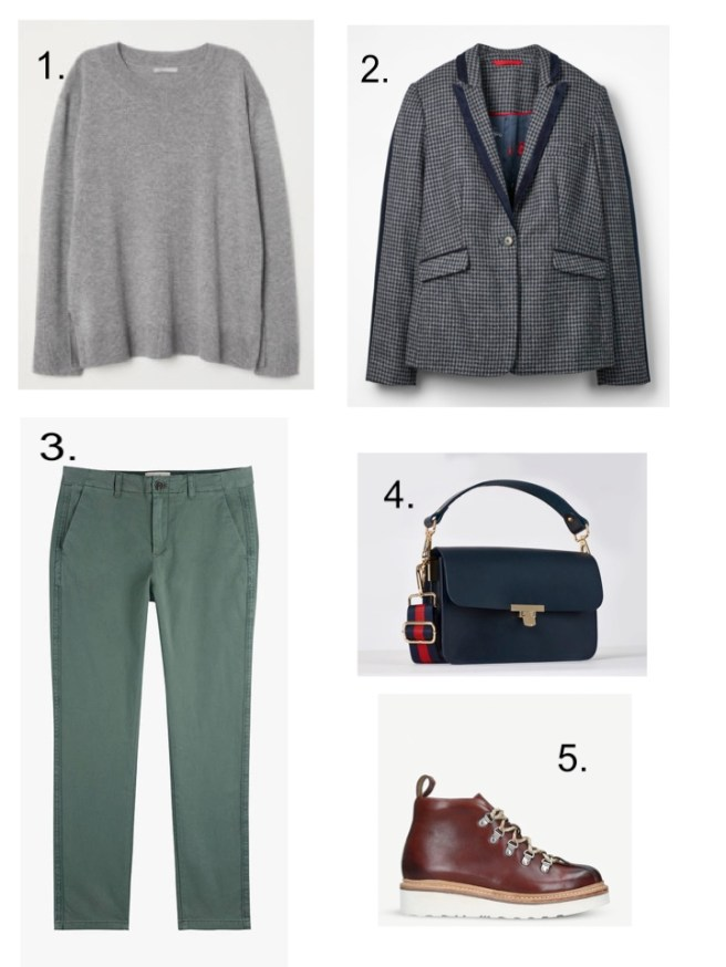 failsafe outfit green chinos