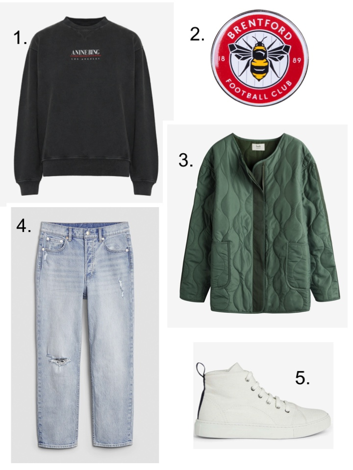 what to wear to the football