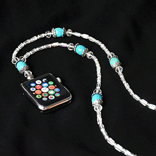 Marvel at This Beautifully Handmade Apple Watch Necklace