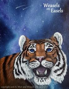 Starstruck Acrylics on Canvas