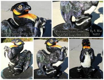 Peo - Emperor Penguin Griffin
