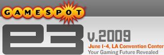 Gamespot's E3 Logo