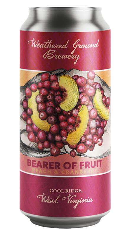 Bearer Of Fruit – Peach & Cranberry
