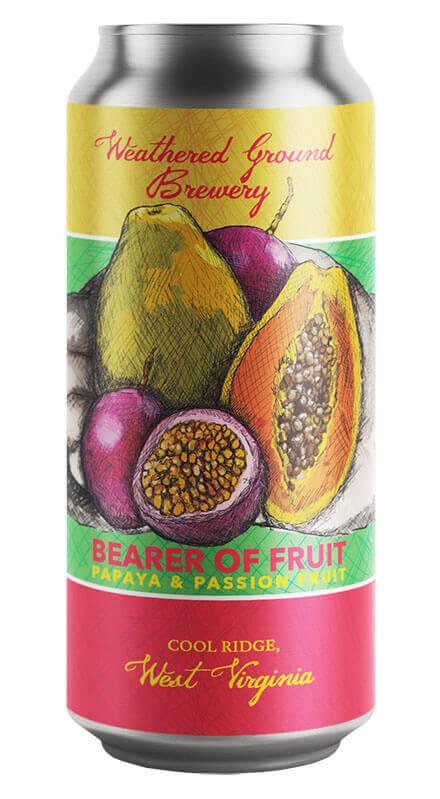 Bearer Of Fruit – Papaya & Passion Fruit
