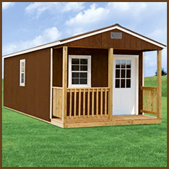 Weatherking Portable Cabin