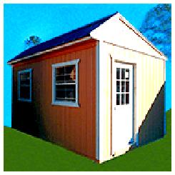 Weatherking Side Entry Cottage