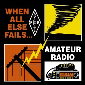 When All Else Fails Ham Radio