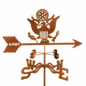 Army Weathervane-0