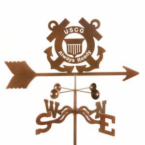 Coast Guard Weathervane-0