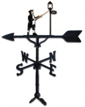 "32"" Lamplighter Weather Vane-0"