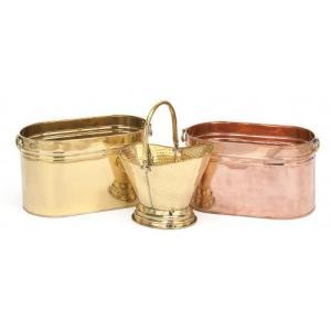 Boiler Brass Bucket Set -0