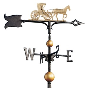 """30"""" Full-Bodied Country Doctor Weathervane-0"""