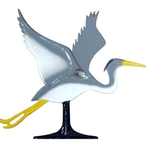 "30"" Blue Heron Weathervane-0"