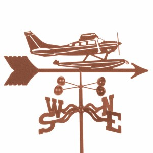 Float Airplane Weathervane-0