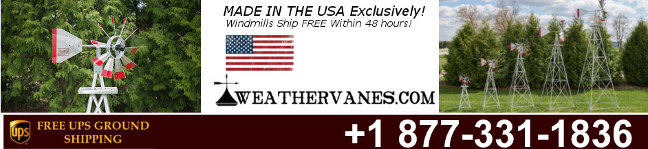 Weather Vanes USA - Windmills Custom Category Header