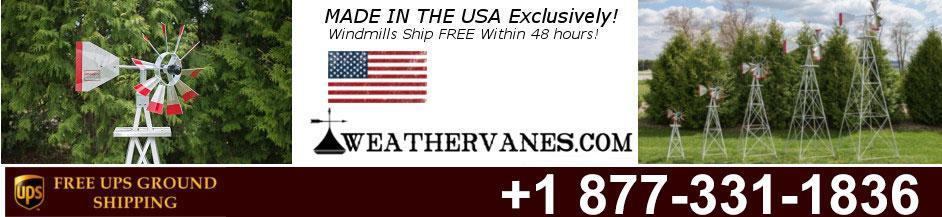 Weather Vanes USA - Windmills Custom Category Header