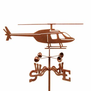 Military Helicopter Weathervane-0