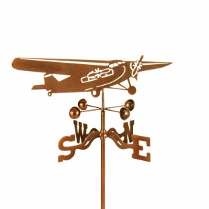 Tri-Motor Airplane Weathervane-0