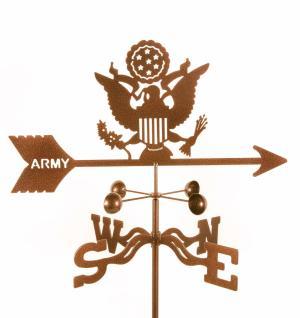 Army Weathervane-0