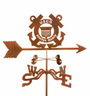 Coast Guard Weathervane-0