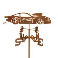Pro Stock Car Weathervane-0