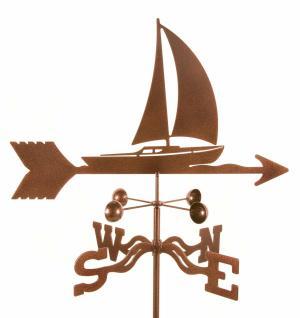 Sailboat Weathervane-0