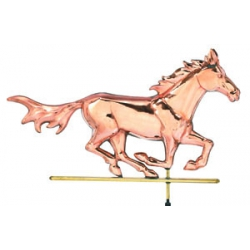 Running Horse Weather Vane-0