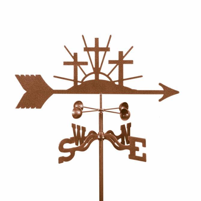 Crosses Weathervane-0
