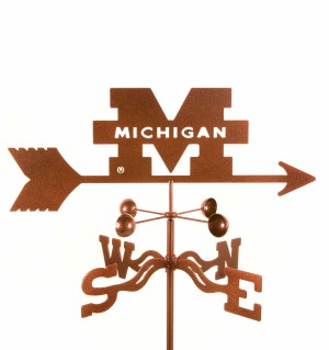 Michigan Weathervane -0