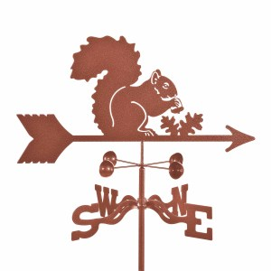 Squirrel Weather Vane