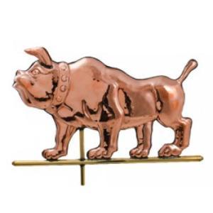 Bulldog Copper Weathervane-0