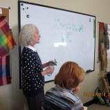 Rosalie Teaching