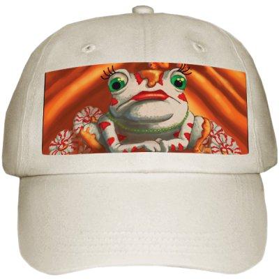 Weaver Inspirations Cotton Cap