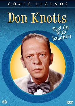 Don Knotts: Tied up with Laughter! DVD