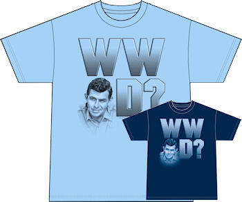 What would Andy Do T-shirts