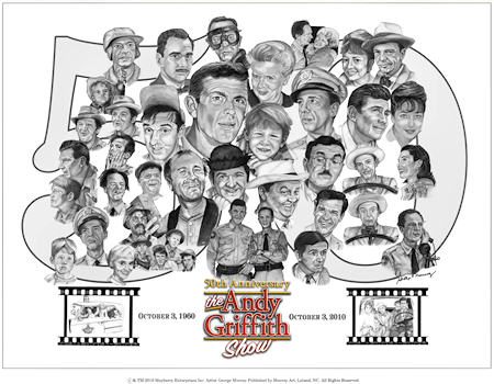 """""""The Andy Griffith Show"""