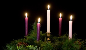 Advent Candle Wreath 5