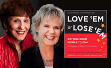 Authors of Love 'Em or Lose 'Em