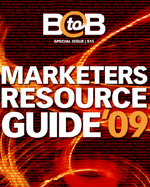 B2B Marketers Resource Guide'09